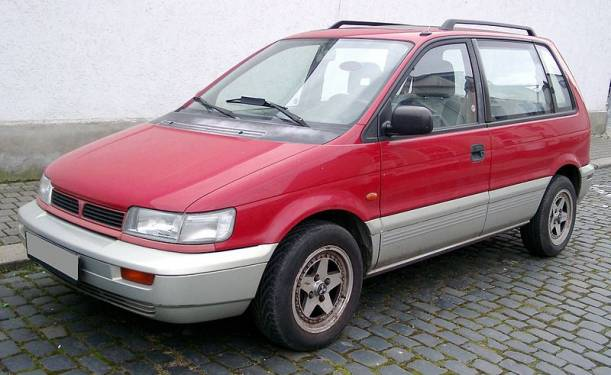 Чип-тюнинг Mitsubishi Space Runner 2.4 (133 л.с.)