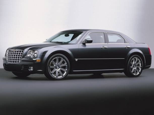 Чип-тюнинг Chrysler 300C 3.5 (249 л.с.)