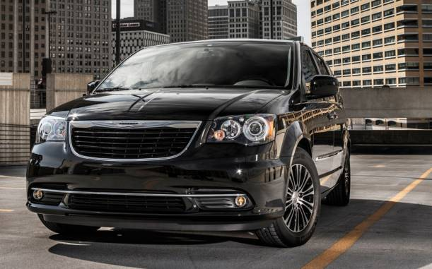 Чип-тюнинг Chrysler Town & Country 4.0 (256 л.с.)