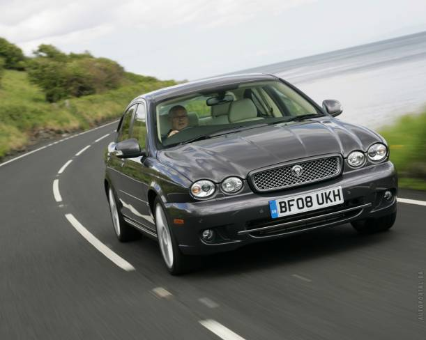 Чип-тюнинг Jaguar X-Type 2.5 V6 (194 л.с.)